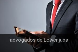 Advogados de Lower juba